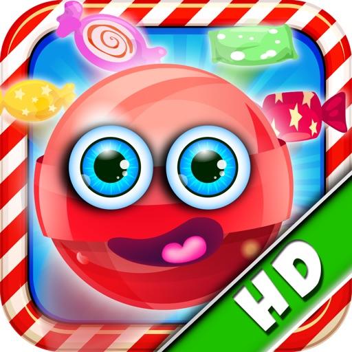 Candi Deflector : Backfire Bounce. Fun Brick Breaker Game 2 iOS App