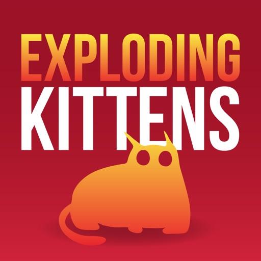 Exploding Kittens® - The Offic... app for ipad