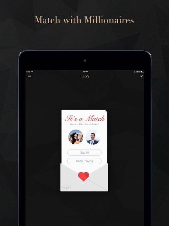 Luxy - Seeking Mature Dating Screenshots