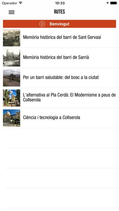 download Rutes Sarrià - Sant Gervasi apps 3