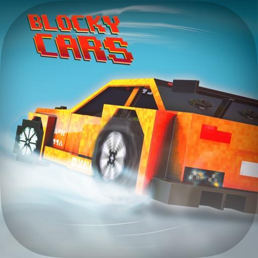 Blocky Cars Speed Racer - Underground Highway Reckless Edition iOS App