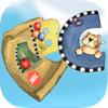 ABC - juego para aprender a leer el abecedario en inglés gratis para niños y niñas