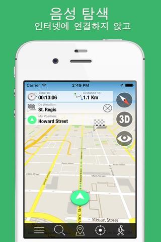 BigGuide Ecuador Map + Ultimate Tourist Guide and Offline Voice Navigator screenshot 3