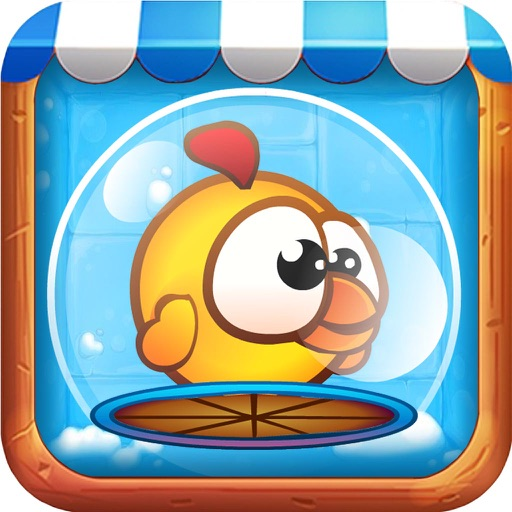 Chicken Go Home iOS App