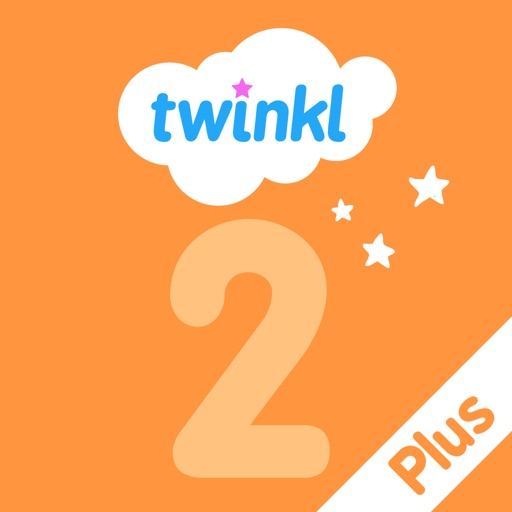 Twinkl Phonics Phase 2  (Teaching Children British Phonics, Reading, Writing & Spelling) iOS App