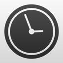 Work Time - Elegant Schreibtisch Uhr mit Kalender und Wetter