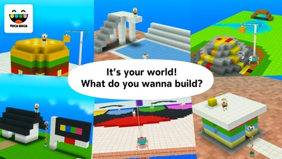 Screenshot #10 for Toca Builders