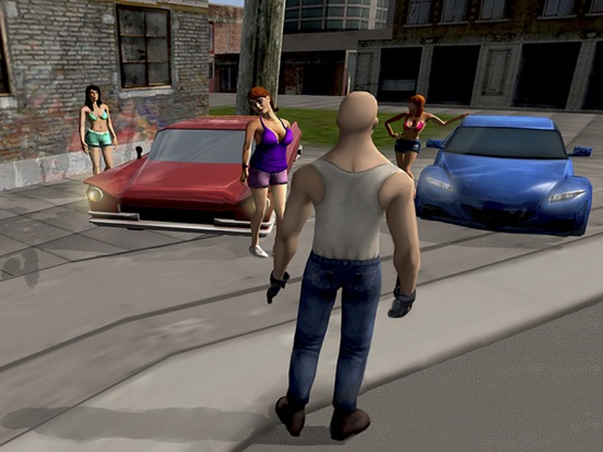 Mad City Gangs: Nice City для iPad