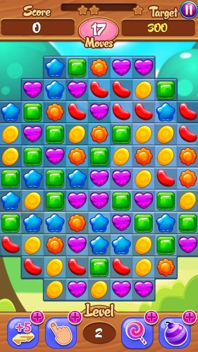 Sweet Candy - Jelly Match 3 Blast Screenshot