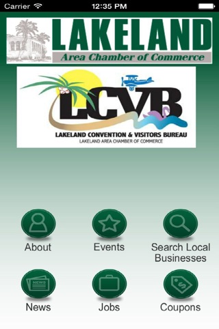 Lakeland Area Chamber of Commerce screenshot 1