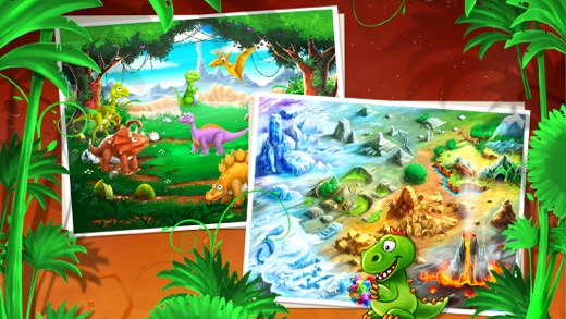 Dino Rocks Screenshot