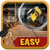 Free Hidden Object Game : Electric Factory – Sort through and Find Objects & Items in Hidden Scenes