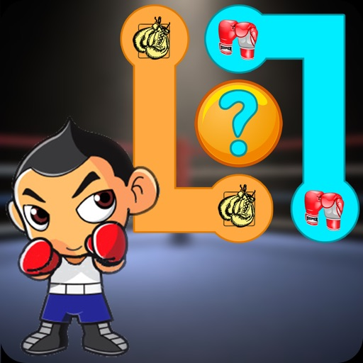 Match the Boxing Boxer - Awesome Fun Puzzle Pair Up for Little Kids iOS App