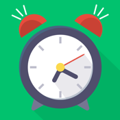 Crazy WakeUp Alarm Free for heavy sleepers with spin, maths, shake and questions to wake up icon
