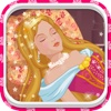 Sleeping Beauty Scene - Dress Up Games