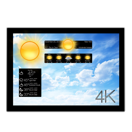 Motion Weather 4K