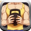 Kettle-Bell & Abs Workout FREE -10分ダンベルシックスパックトレーニング演習&コアクロス