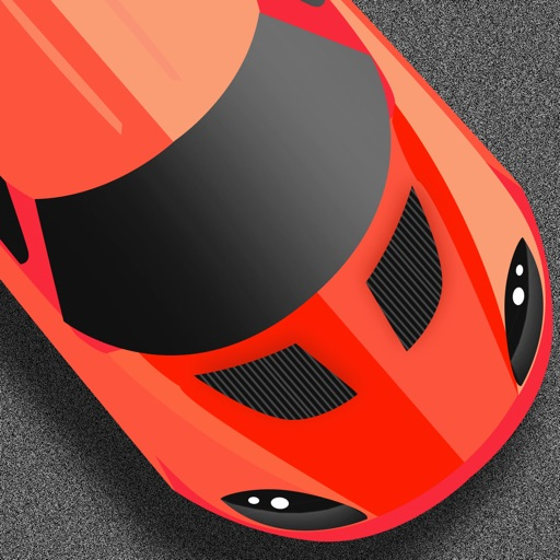 Crazy Car Spike Avoider - cool fast dodging skill game iOS App