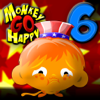 Monkey GO Happy - 6 Icon