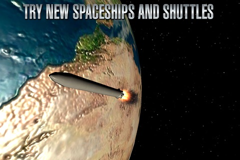 Space Shuttle Simulator 3D Light screenshot 4