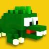 Alligator Zigzagator