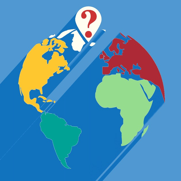 QuestiOn Map US Maps Quiz USA and Countries of the World on the
