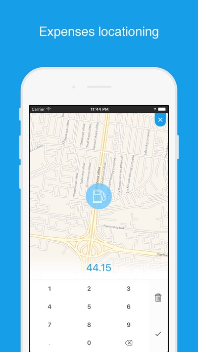 Rocky Finance – track your expenses Screenshot