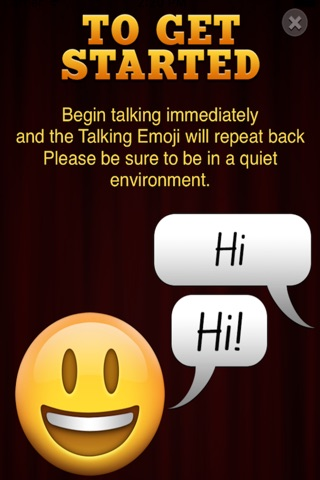Talking Emoji Pro - Send Video Texting Emoticons using Voice Changer and Dash Emoji Geometry Stick Game screenshot 2