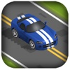 3D Zig-Zag Road Wanted - The Most Drift Car Road Riot Fast Legacy Racing Game racing road