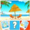 シーサイドクイズ(推測ビーチのWordBrainトリビアゲーム)プロゲス