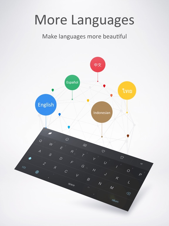 GO Keyboard Pro - 1000+ Emojis IPA Cracked for iOS Free Download