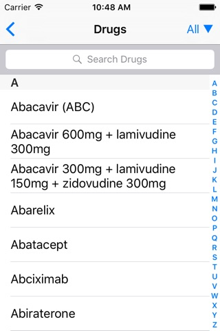 DrugDoses screenshot 2