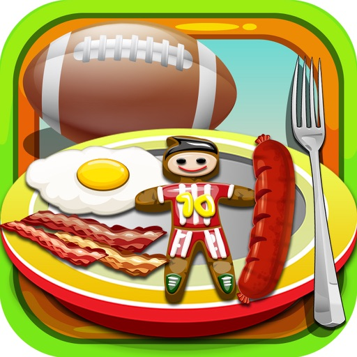 Sports Party Food Maker Salon - Fun Lunch Cooking & Candy Making Games for Kids! iOS App