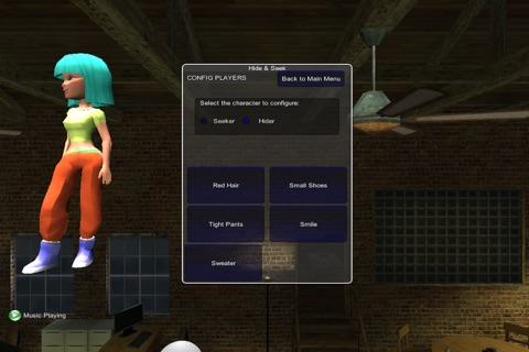 Hide N Seek 3D Realms screenshot 2