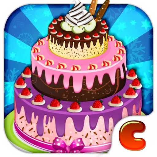 Baby game birthday cake decoration 3 par wen yi for Baby decoration games