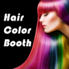 Hair Color Booth - Switch Hair Style.s & Recolor to Blonde, Brunette, Brown, Ginger or Red