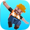 Jump Man Adventure — tap to move one or two steps