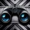 双眼鏡32Xデジタルズーム+スーパープライベートフォルダとカメラ拡大鏡