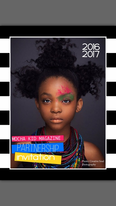 Mocha Kid Magazine review screenshots
