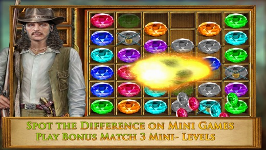 Hidden Object: Mystery of Mysteries of the Aztecs Screenshot
