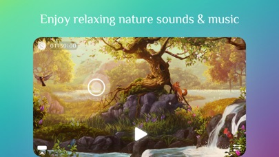 Screenshot #7 for Away ~ Meditation & mindfulness to sleep, relax, focus, breathe
