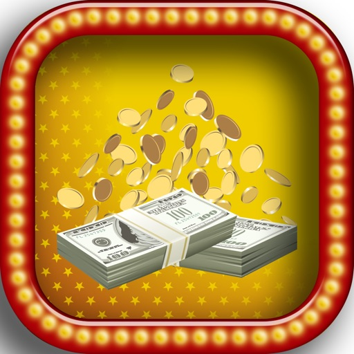 Money and Golden Coins 121 - Las Vegas Game iOS App