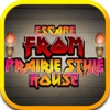 110 Escape From Prairire Style House