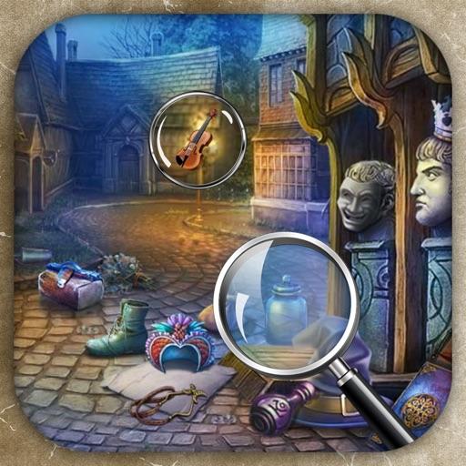 Hidden Objects Of A Magic House iOS App