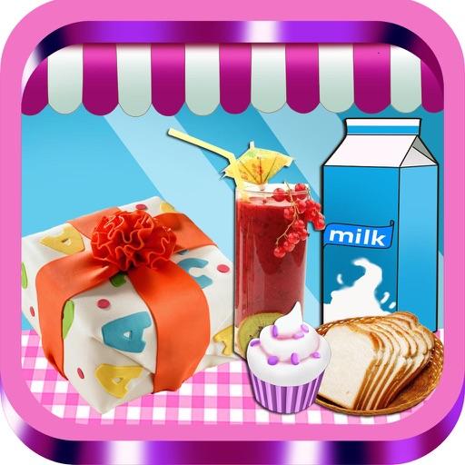Cr me p tissier jeux de cuisine pour les enfants de jus biscuits tarte g teaux boisson fouett e - Jeux de cuisine pour enfants ...