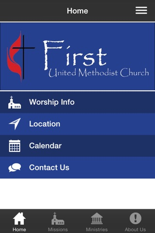 First United Methodist Church of Seguin screenshot 1