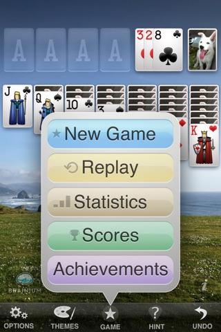 ⋆Solitaire screenshot 2