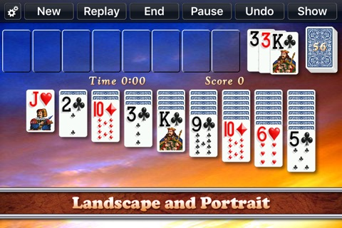 Solitaire City Classic screenshot 3