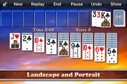Solitaire City Classic screenshot 3