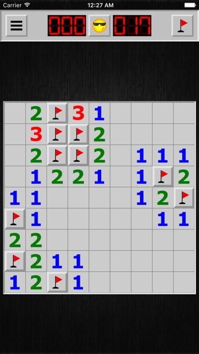 Скриншот Сапёр премия (Minesweeper)